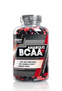 ANABOLIC BCAA + (250 kaps.)