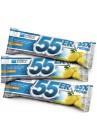 55er Baltyminis šokoladukas - Citrininis